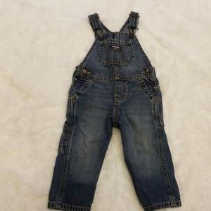 Toddler painter style overalls 18 mos.